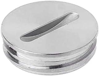 MMOBIEL Batterij Dop Deksel Schroef Geschikt Voor Apple iMac G6 Wireless Bluetooth Keyboard Model A1314, A1644 en Magic Tr...