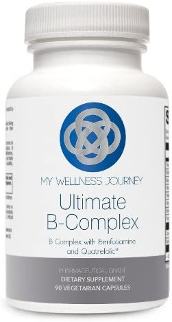 Ultimate outlet B-Complex- Activated B-Vitamins Benfotiamine and with Q Sale special price