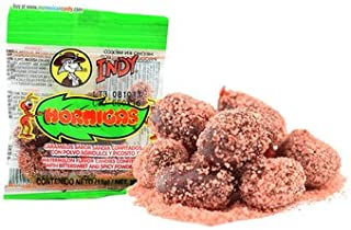 Authentic Sabores - Indy Hormigas156g and Indy Dedos 240g