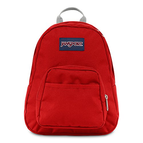 JANSPORT Unisex-Adult Half Pint, Red Tape, One Size