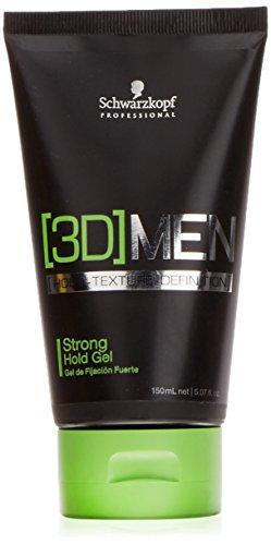Schwarzkopf 3Dmension Gel Coiffant 150 ml