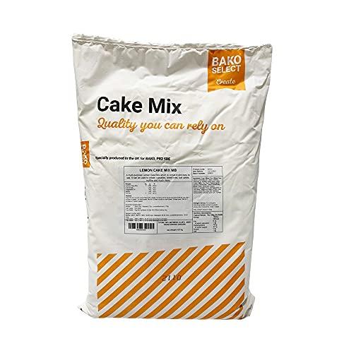 Bako Select Lemon Cake Mix 12.5kg
