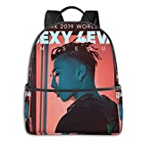 Kpop Jay Park 2019 World Tour Pullover Hoodie -£¨1£ Student School Bag School Cycling Leisure Travel Camping Outdoor Backpack