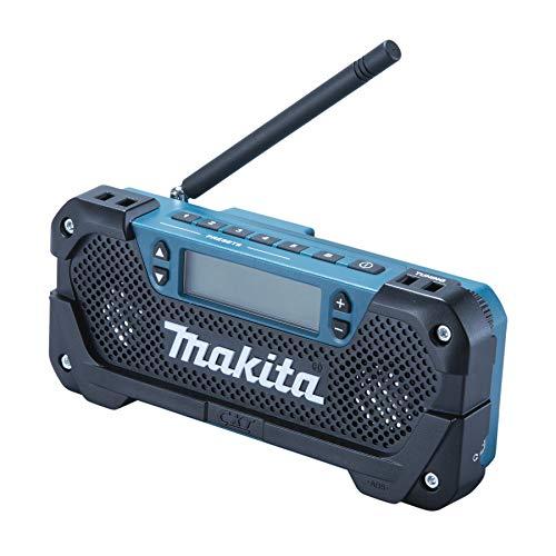 MAKITA 0088381825115 radio, Azul, 0
