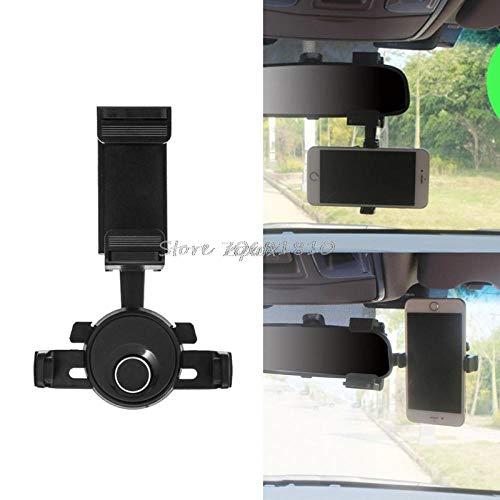 Auto handyhalterung-Universal 360-Grad-Auto-Rückspiegel-Berg-Halter-Standplatz-Wiege für Handy GPS