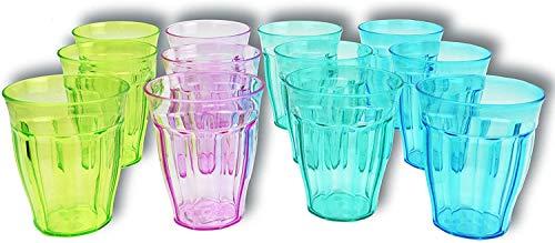 Vasos Plastico Duro Con Tapa 250Ml vasos plastico  Marca ML