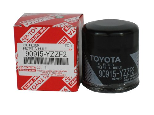 Toyota Genuine Parts Oil Filter