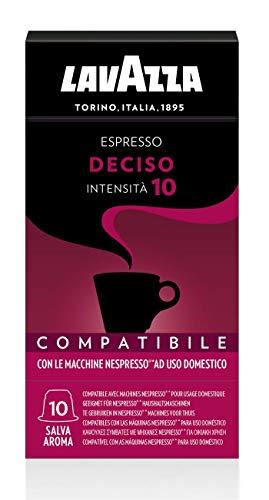 100 Kapseln Lavazza Espresso Deciso kompatible Nespresso