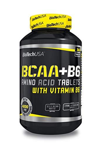 Biotech USA - BCAA+B6 - 340 compresse