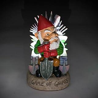 Gnomes Solar Powered Garden Ornament