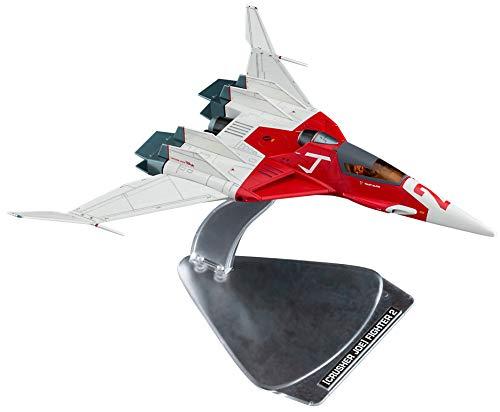 1/72 Crusher Joe Fighter 2w/Alfin Figure Plastic Model Kit