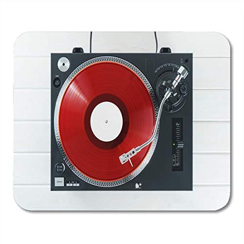 Almohadillas para mouse Tocadiscos Reproductor de discos de
