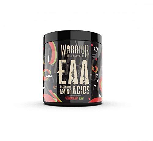 Warrior EAA Essential Amino Acids 360g - Strawberry Kiwi   Warrior Supplements