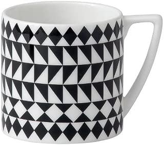 Jasper Conran China Mosaic Mini Mug Black