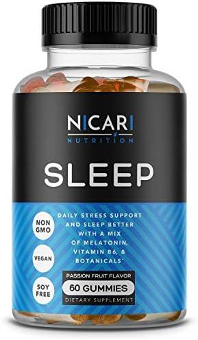 Top 10 Best sleep vitamin Reviews