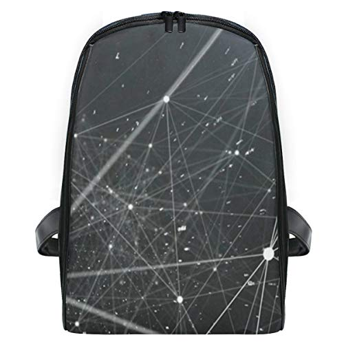 Futuristic Connection School Backpack For Boys Kids Preschool School Bag Toddler Bookbag