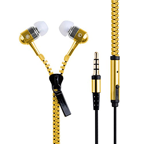 WOOPOWER Cool New - Auriculares in-Ear universales con Cierre de...