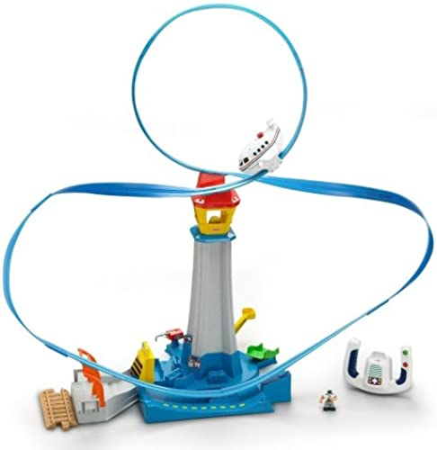 Fisher-Price Transportation System GeoAir High-Flyin' Airport by Fisher-Price