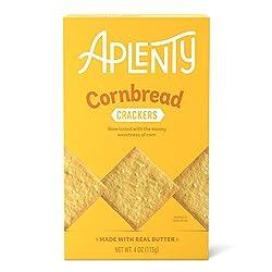 Aplenty, Cornbread Crackers, 4 oz
