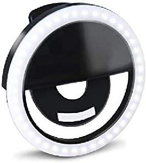 تراندز – مصباح يدوي قابل للشحن مع شاشة LED LED 36 لهواتف ايفون أو اندرويد LT680