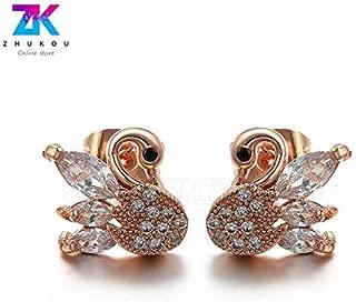 Best peacock model gold earrings Reviews