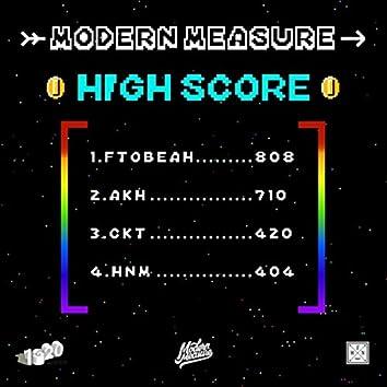 High Score (feat. Obeah)