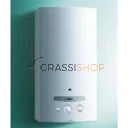 Vaillant mag Mini IT 11-0/1 XZ H Vertical Sin deposito (instantanea) Blanco - Hervidor de Agua (Vertical, Sin deposito (instantanea), Interior, Metano, Blanco, 11,2 cm)