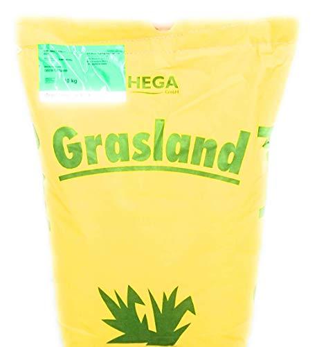 Weide HEGA Grasland Nr. IV Dauerweide für trockenen Standorte 10kg Weidegras Wiese Gras