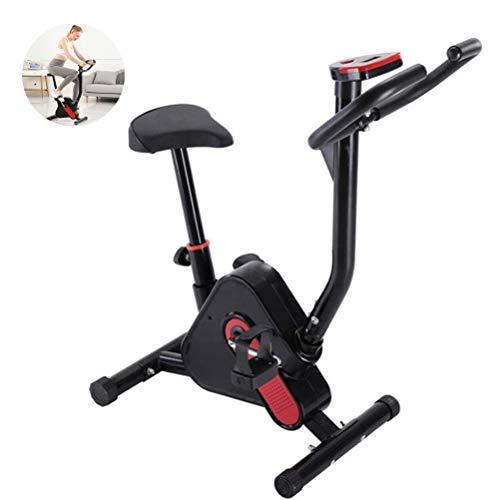 LUHUIYUAN Bicicletas de Ejercicio Plegables para Uso doméstico, Bicicletas de Ejercicio eléctricas para Interiores Bicicletas de Spinning con Resistencia a la Velocidad Perder Peso Equipo