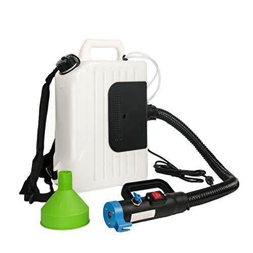 INMAKER ULV Fogger Machine, 1 Pcs Electric Sprayer, 2.64 US Gal,Spray Distance up to 39 feet,110V/60HZ