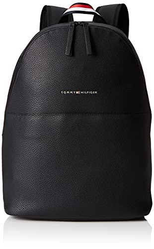 Tommy Hilfiger Essential, Sac à Dos Homme, Noir, Taille Unique