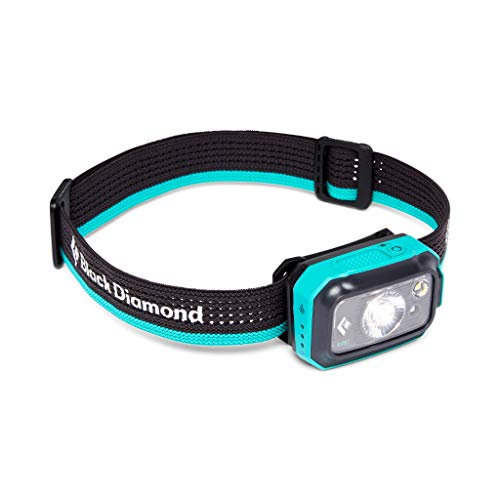 Black Diamond Revolt 350 HEADLAMP Linternas Frontales de Acampada y Marcha, Unisex-Adult, Aqua, All