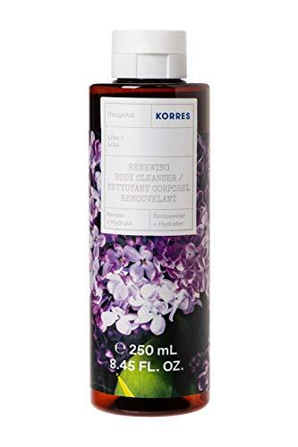 KORRES LILAC Revitalisierendes Duschgel, 250 ml