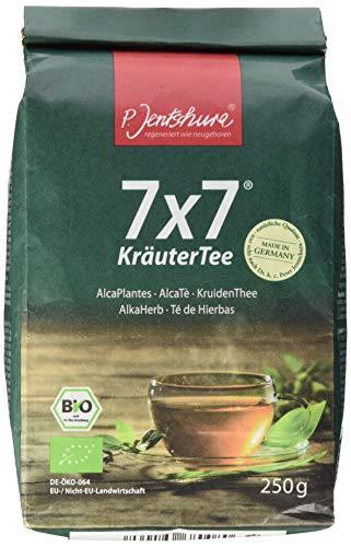 Jentschura Bio 7x7 Kräutertee 250gr.