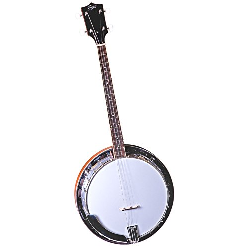 Saga RB-35T Tenor Resonador 4-String Banjo