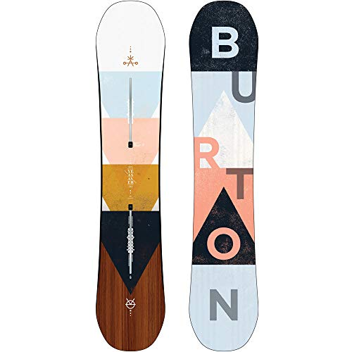 Burton YEASAYER 2nd Snowboard 2020, 152