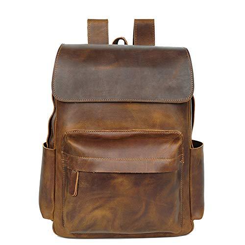 TangFeii-bag Men's Leather Briefcase 男性 レザー  ハンドバッグ  コンピュータバッグ ビジネスバッグ ブリーフケース 適用される場所 コマース 成人。