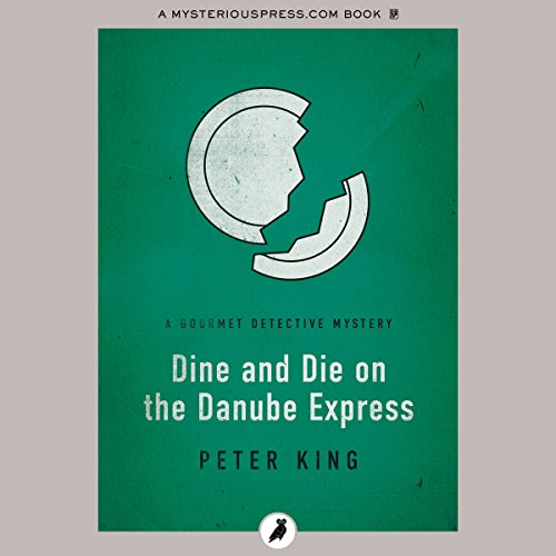 Dine and Die on the Danube Express audiobook cover art