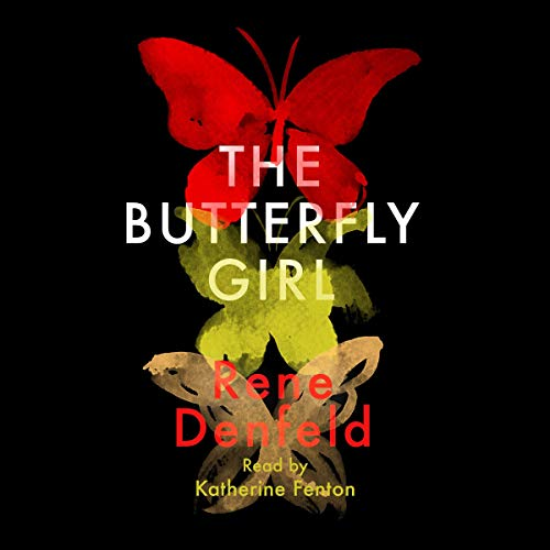 Couverture de The Butterfly Girl