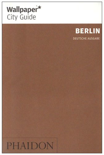 Berlin (Wallpaper* City Guides)