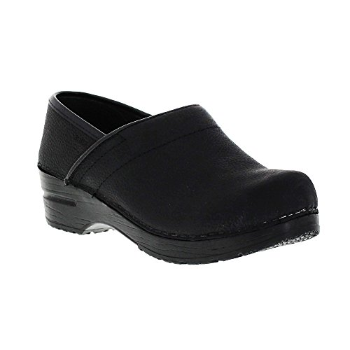Sanita Professional Oil, Sabot Donna, Nero (Black 2), 39