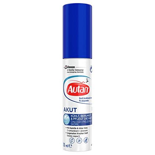 Autan Akutgel, beruhigende Soforthilfe nach Insektenstichen, 25ml, 3er Pack (3 x 25 ml)