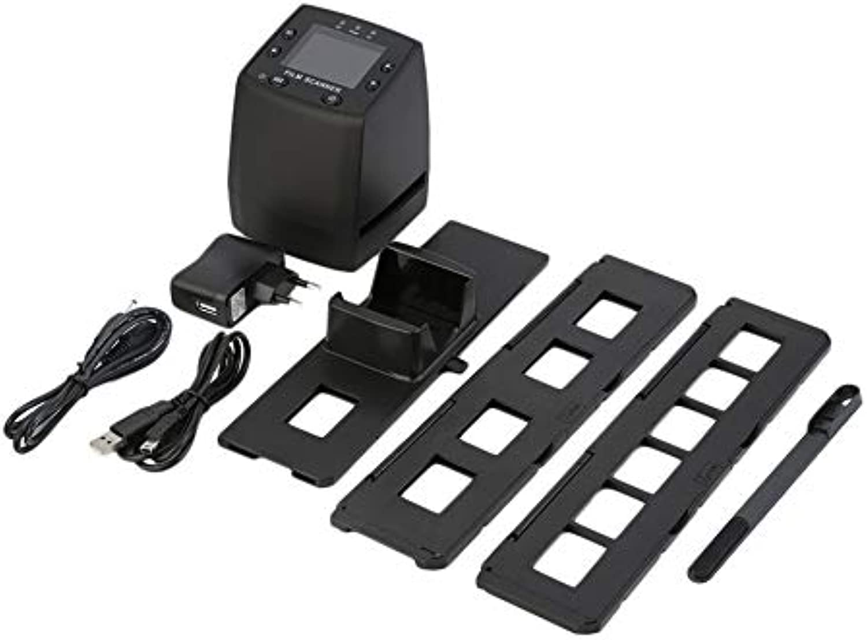 WEIHAN High Resolution Scanner Digital Congreens USB Negatives Slides Photo Scan Portable Digital Film Congreener 2.4 Inch LCD