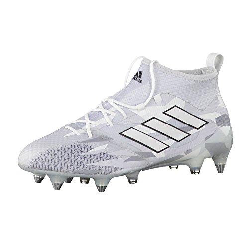 Adidas Ace 17.1 Primeknit Sg Fußballschuhe für Herren, Herren, CLEGRE/FTWWHT/CBLACK