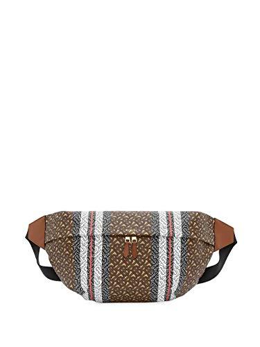 Luxury Fashion | Burberry Heren 8021101 Bruin Polyurethaan Heuptas | Lente-zomer 20