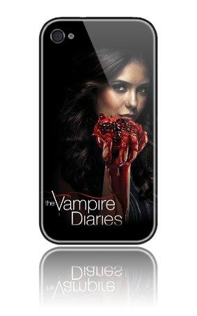 Kinghousse - Carcasa para iPhone 4, diseño de Crónicas Vampíricas