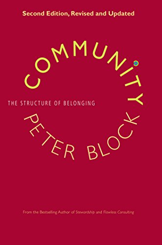 Community: The Structure of Belonging (English Edition)