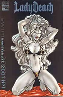 Lady Death Swimsuit Special #2001 VF/NM ; Chaos comic book