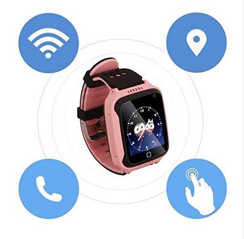 wint Smart Watch Kids Met Camera Kleur Touch Screen Smartwatch Gps Tracker GSM Sim Telefoon Horloge Voor Kinderen Met Zaklamp Ondersteuning SOS Call Voice Chatting Activiteit Tracker Voor Jongens Meisjes M05