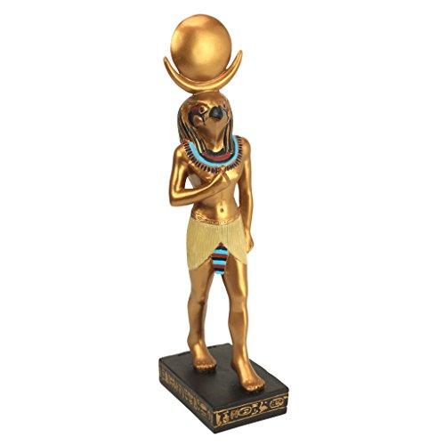 Design Toscano Horus, Gott des ägyptischen Reiches, Figur